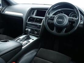 2012 Audi Q7 3.0 TD S Line Tiptronic Quattro 5dr