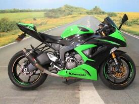 Kawasaki ZX-6R 636 * Low miles, Scorpion exhaust, 4 Services*