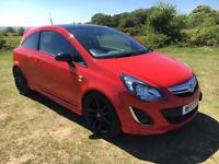 Vauxhall/Opel Corsa 1.2i 16v ( 85ps ) Limited Edition ( a/c ) 2013 13 plate