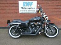 Harley-Davidson 1200 CUSTOM LTD XL, 2014 64 REG, EXCELLENT COND, 22K FSH, EXTRAS