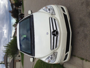 2007 Mercedes B200 Turbo white Excellent condition