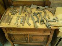 lot d'outil antique # 1318