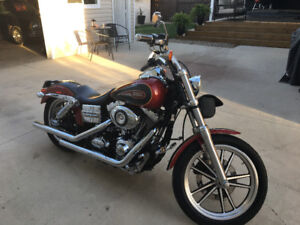 2007 Harley Davidson Low Rider , only 6700 kms . $12500.00