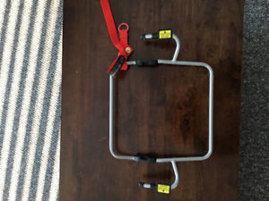 Chicco car seat adapter for BOB stroller