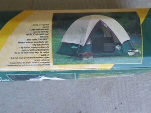 Escort 4-person hex dome tent