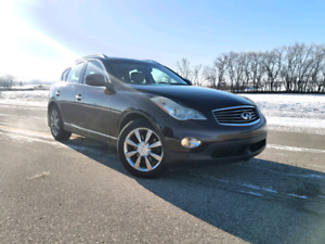 2010 Infiniti EX35 AWD /ACCIDENT FREE & FIRST OWNER/ LOW KM