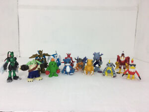 Digimon Characters