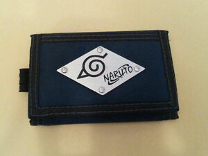 NARUTO Nylon Wallet
