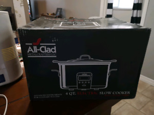 Slow Cooker made by All-Clad