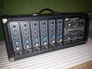 power amp peavey