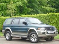 Mitsubishi Shogun Sport 2.5TD Equippe+TIMING BELT CHANGED+PART EXCHANGE WELCOME
