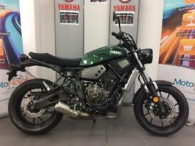 YAMAHA XSR700 ASK ABOUT LOW RATE FINANCE