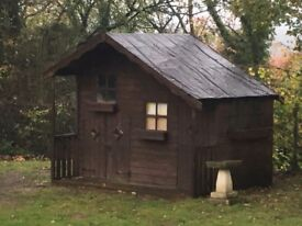 Wendy House Shed