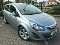 2012 VAUXHALL CORSA 1.2 SXI 5DR, ONLY 71500 MILES WITH FULL MAIN DEALER SERVICE