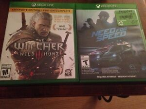 Xbox One Games Perfect Condition