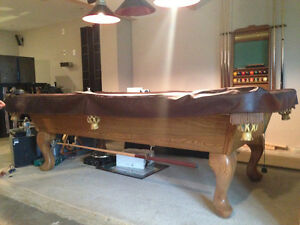 Olhausen Pool Table//accessories!!! Kitchener / Waterloo Kitchener Area image 6