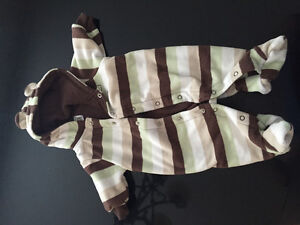 Carter One piece baby outfit