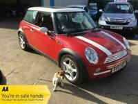 2003 MINI Mini COOPER HATCHBACK Petrol Manual