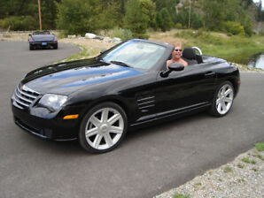 2005 Chrysler Crossfire 6-sp