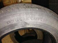 Selling 4 used Michelin harmony tires (205/65r15)