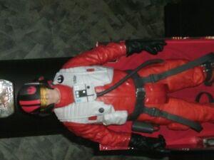 Star Wars Poe Dameron 18 inch action figure