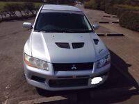 Mitsubishi Evo Vii GSR