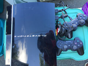 PS 3 and games