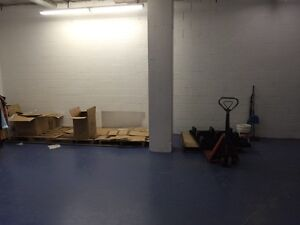 Warehouse  sublease