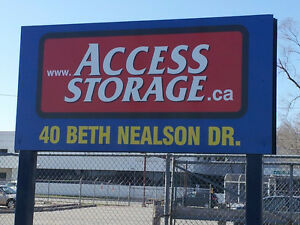 STORAGE FOR - BOATS, WATERCRAFT, CANOES, KAYAKS AND ETC..