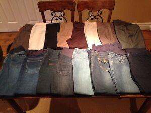 Vêtements maternité (bas) médium