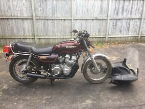 1979 Honda CB750K in great shape only 12705 kms !!!