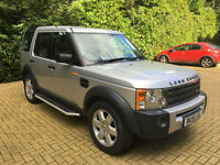 2005/Land Rover Discovery 3 2.7TD V6 auto HSE