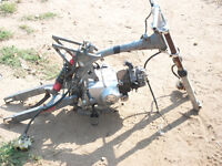 110 gio dirt bike for parts