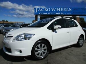 2011 Toyota Corolla ZRE152R MY11 Ascent White 4 Speed Automatic Hatchback Bankstown Bankstown Area Preview