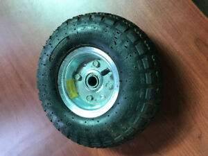 4.10 x 3.50-4 Wheel Assembly Brand New