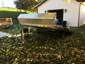 Remorque pour motoneige et vtt Gatineau Ottawa / Gatineau Area image 6