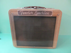 Fender  LUNCH BOX (just looks like an amp)