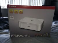 Canon Pixma MG3150 print-copy-scan