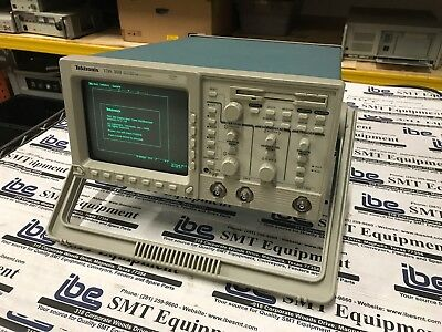Tektronix Tds 360 2 Channel Real Time Oscilloscope 200 Mhz Wwarranty