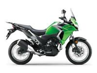 2017 KAWASAKI VERSYS X ALL NEW MODEL LIGHTWEIGHT ADVENTURE BIKE