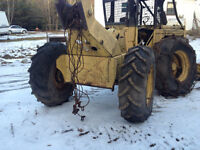 S7 International Skidder for parts