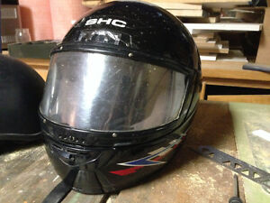 Motorcycle helmets Moose Jaw Regina Area image 3
