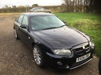 Mg Zt 260 v8 a rare mg indeed 24 thousand miles