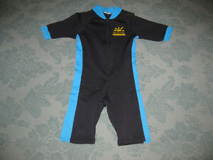 UV protection sun suit 4T