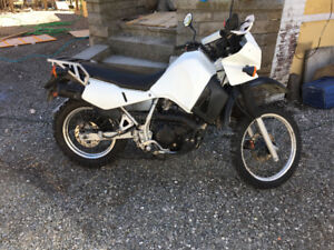 Reliable Kawasaki klr 650