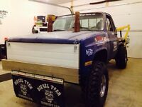1984 competition mud race truck