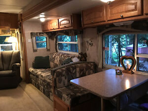 5th Wheel trailer; Summit Ridge by Ameri-Camp Kawartha Lakes Peterborough Area image 2