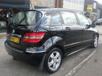 2011 Mercedes-Benz B160 1.5 CVT SE 5DR 60 REG PETROL BLACK