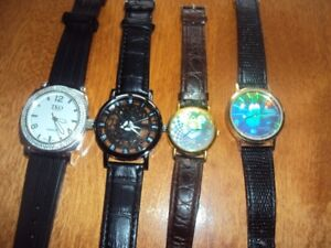 Collectible mickey mouse watches