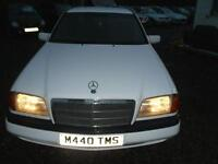 1995 MERCEDES BENZ C CLASS C180 Sport A GOOD LOOKIN OLD GIRL FULL YEAR MOT